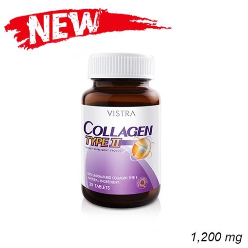 VISTRA Collagen Type II รีวิว