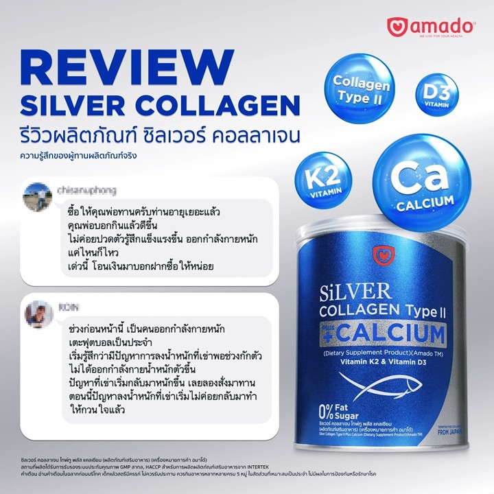 review SiLVER Collagen
